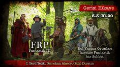 Gerisi Hikaye Sezon 3 Bölüm 20: Fantastik III – FRP