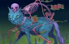 Juxtapoz Magazine - Best of 2014: The Imagination Issue - Charlie Immer