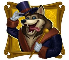 Log in today to #play Hound Hotel video slot
