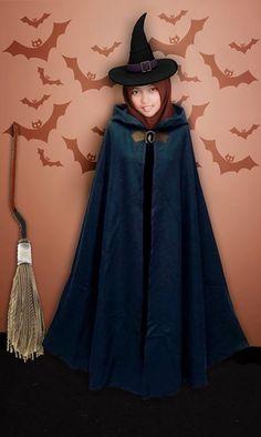 mencoba jadi witch