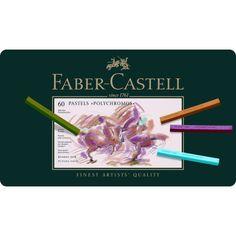 FABER-CASTELL Polychromos Künstler Pastellkreide, 60er Etui online kaufen bei gerstaecker.de 29441A - Gerstaecker Verlag GmbH