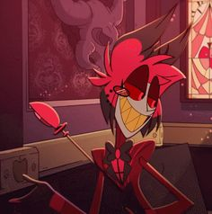 Alastor x Reader Oneshots from the show 'Hazbin Hotel' ~ Art does… Hazbin Hotel Angel Dust, Alastor Hazbin Hotel, Hotel Trivago, Vivziepop Hazbin Hotel, 3 Arts, Cartoon Shows, Hotel S, Red Aesthetic, Art Drawings