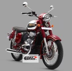 Classic color, retro look ,modern specs, new route. What else a biker need . Welcome once again in India the new jawa 2018 . Initiative goes to mahindra India Yezdi Roadking, Enfield Motorcycle, Classic Motors, Sai Baba, Royal Enfield, Retro Look, Cafe Racers, Cars And Motorcycles, Motorbikes