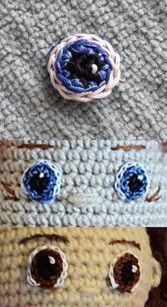 Mesmerizing Crochet an Amigurumi Rabbit Ideas. Lovely Crochet an Amigurumi Rabbit Ideas. Crochet Doll Clothes, Doll Clothes Patterns, Crochet Dolls, Doll Patterns, Pattern Ideas, Crochet For Beginners, Crochet For Kids, Embroidery For Beginners, Crochet Amigurumi Free Patterns