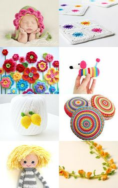Crochet Beauties Only!!!!! by Joanna on Etsy--Pinned with TreasuryPin.com