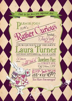 Vintage Alice in Wonderland / Mad Hatter Tea by lemonademoments, $20.00