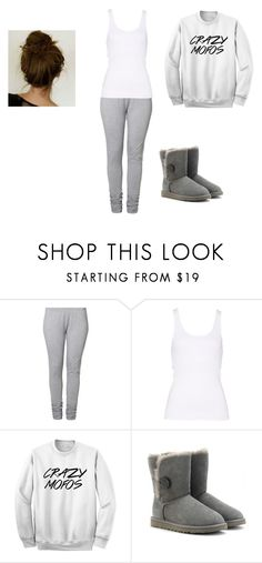 """""""Untitled #76"""" by zozo-love ❤ liked on Polyvore featuring moda, Emoi, UGG Australia, OneDirection y endlessly"""