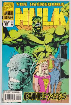 Incredible Hulk Annual