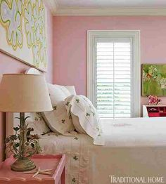 Wall paint Pink Dynasty #1352 by BM