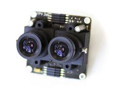 The BlackBird - stereoscopic FPV flight camera