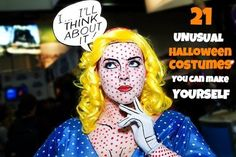 If you feel like making rather than buying your costume, check this out. | 437 Halloween Costume Ideas For Absolutely Everyone