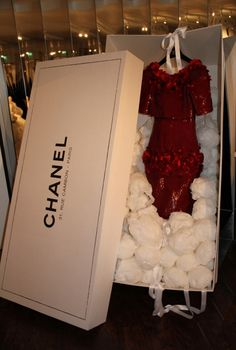 Chanel Delivery...from Him.