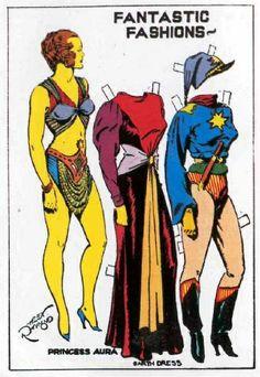 PRINCESS AURA (Flash Gordon)