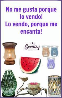 Spanish Scentsy Flyer