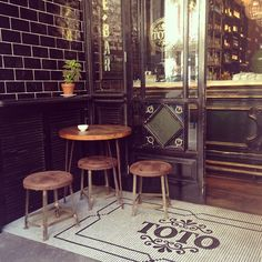 Restaurant Toto | Barcelona, Spain by petitepassport