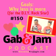While we are all about goal setting, but how do you know when goal setting has gone wild? Here's how to decide how many goals to focus on at one time. #goals #diyrockstar #plans #visionboard #musicianlifestyle #prejippie #bloomingprejippie