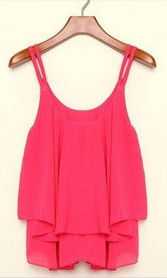 Women's Summer Clothing Sleeveless Top