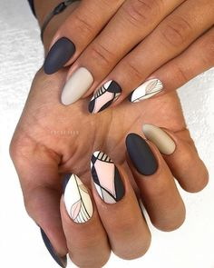 In seek out some nail designs and ideas for the nails? Listed here is our list of 13 must-try coffin acrylic nails for trendy women. Gorgeous Nails, Love Nails, Fun Nails, Nail Manicure, Nail Polish, Manicure Ideas, Nailart, Nagellack Trends, Best Nail Art Designs