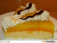 Mandarinkový dortík Cheesecake, Goodies, Baking, Food, Sweet Like Candy, Gummi Candy, Cheesecakes, Bakken, Essen