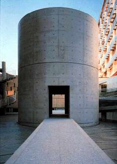 Tadao Ando: Regeneration - Surroundings and Architecture  #architecture Pinned by www.modlar.com