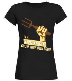 Join The Gardening Revolution T Shirt birthday gift mug