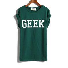 24,90EUR T-Shirt grün mit weisser Schrift