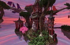 asian steampunk | Rosadu, Asian Steampunk Minecraft Download