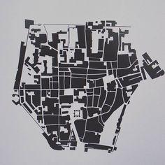 Work in progress gente! Qualcuno lo riconosce questo centro storico? . . . . . #mappa #mappe #map #maps #mapdesign #graphicdesign #adobeillustrator #vectorart #vectormap #vectorcity #vectordesign #vectorgraphics #toscana #tuscany #poster #printdesign #geografia #cartina #italia #italy #art Maputo, Toscana, Adobe Illustrator, Graphic Design, Poster, Instagram, Geography, Italy, Adobe Illistrator