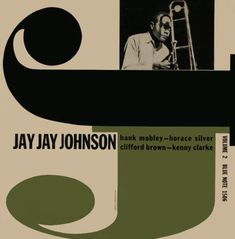 This album was originally released as the second of three Jay Jay Johnson albums… Lp Cover, Vinyl Cover, Cover Art, Blue Note Jazz, Francis Wolff, Classic Jazz, Vinyl Sleeves, Jazz Poster, Pochette Album
