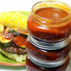 Sweet Heat Bourbon BBQ Sauce. EASY. Really,  really easy! A premium quality BRAGGING RIGHTS worthy fresh made BBQ sauce.