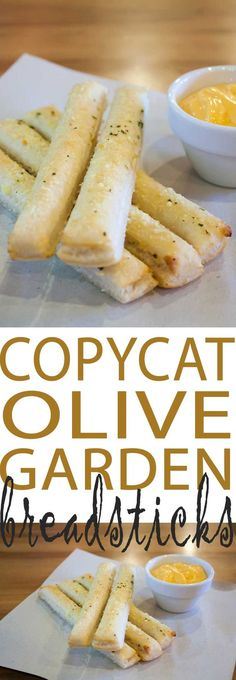 Butter Herb Breadsticks are Copycat Olive Garden Breadsticks that taste just like the restaurant's bread sticks. You'll absolutely love this recipe!