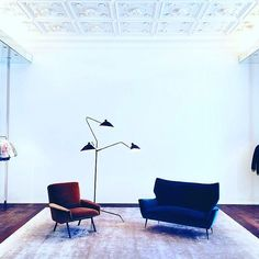Serge Mouille Three Arm Floor Lamp            http://www.zoralighting.com/serge-mouille-lighting/serge-mouille-three-arm-floor-lamp