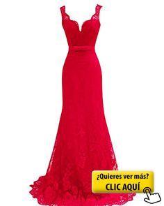 SaiDeng Vestidos Para Mujer Vintage Coctel V... #vestido