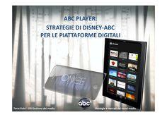 ABC-Disney by Tania Bolsi via Slideshare