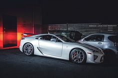 "automotivated: "" Lexus LFA by Marcel Lech on Flickr. """