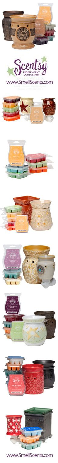 Locate Hot Scentsy Products