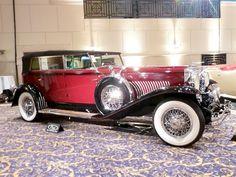 1929 Duesenberg Model J Convertible Berline, Body by Murphy