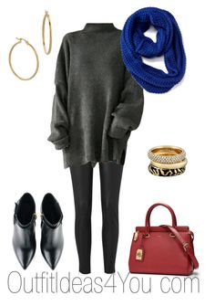 """""""Fall/Winter Series #2 - Light Spring, Cool Winter, Clear Winter, Cool Summer, Deep Winter, Soft Autumn"""" by jen-thoden ❤ liked on Polyvore featuring Amanda Wakeley, Old Navy, Lauren Ralph Lauren, Kim Kwang, Bony Levy and Michael Kors"""