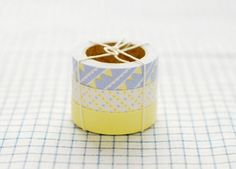 3 rolls of fabric tape 14 flag 36934 by cottonholic on Etsy, $12.90