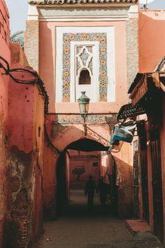 Marrakech by Shantanu Starick