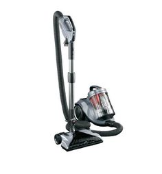 Hoover Platinum Cyclonic Canister Vacuum with Power Nozzle, Bagless, S3865 for sale
