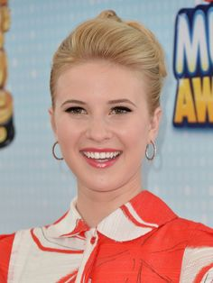 Actress Caroline Sunshine arrives to the 2013 Radio Disney Music Awards at Nokia Theatre L.A. Live on April 27, 2013 in Los Angeles, California.
