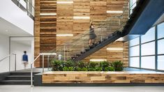 Taking Bayer CropScience from 90% closed offices to a 90% open-office plan, Gensler helped usher in a radical shift in the way this life-sciences...