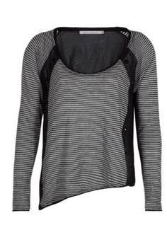 Blusa Ideal Listrada - Espaço Fashion - Compre em: http://batecabeca.com.br/blusa-ideal-listrada-espaco-fashion-dafiti.html