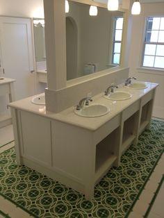 sorority house toilet