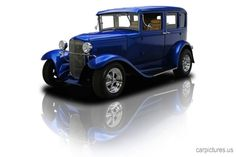 1930 Custom Steel Ford Sedan 302 V8