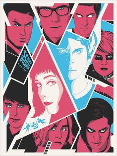 Scott Pilgrim vs. The World by Ron Guyatt