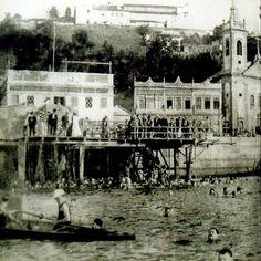 Praia de Santa Luzia - 1917