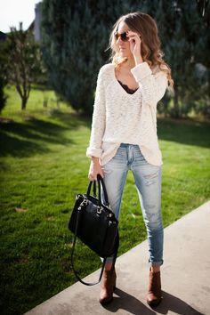 A Peek of Lace - Twenties Girl Style