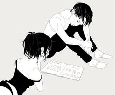 Levi and Hanji // AoT